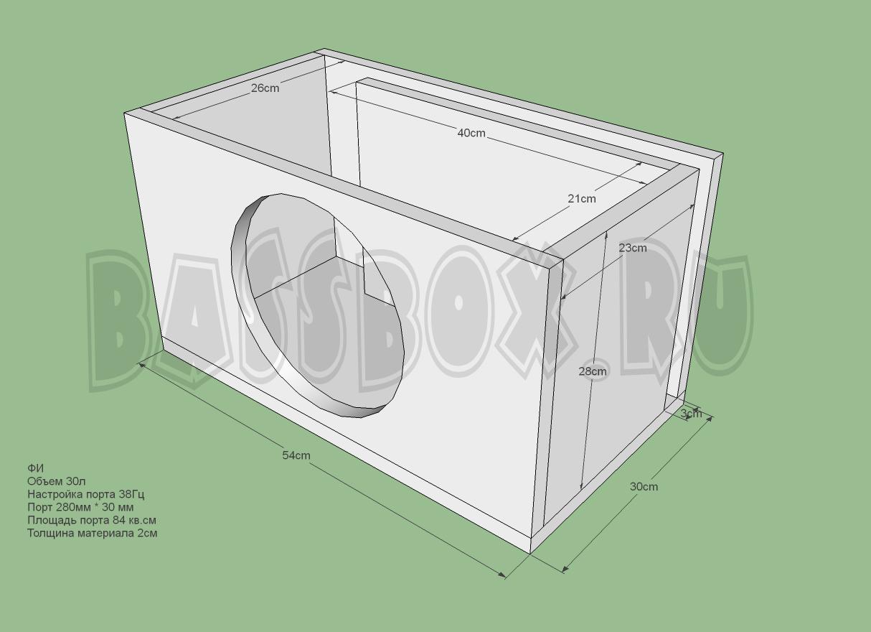 Как сделать корпус для сабвуфера? Тонкости постройки 46